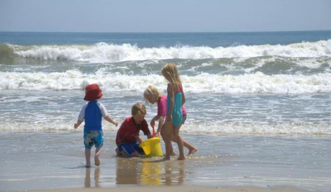 Family & toddler-friendly holidays in Cornwall