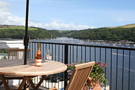 Sunseekers luxury Fowey apartment