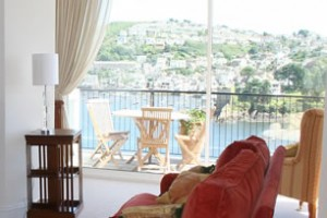 Sunseekers Luxury Holiday Apartment - view from the balcony from the living area