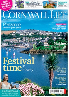Cornwall Life May 2014