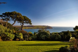 view from stargazers st mawes retreats
