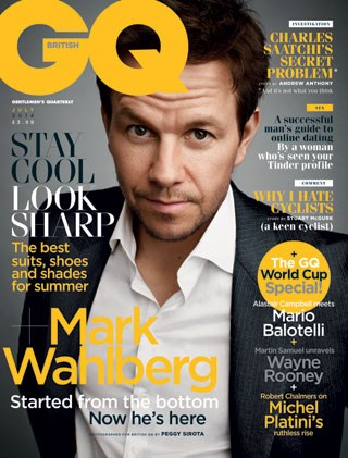 GQ magazine - st mawes retreats feature July 2014