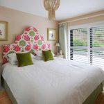 Sea View ground floor double bedroom