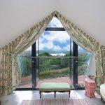 Sea View master bedroom juliet balcony