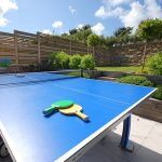 sea view table tennis table